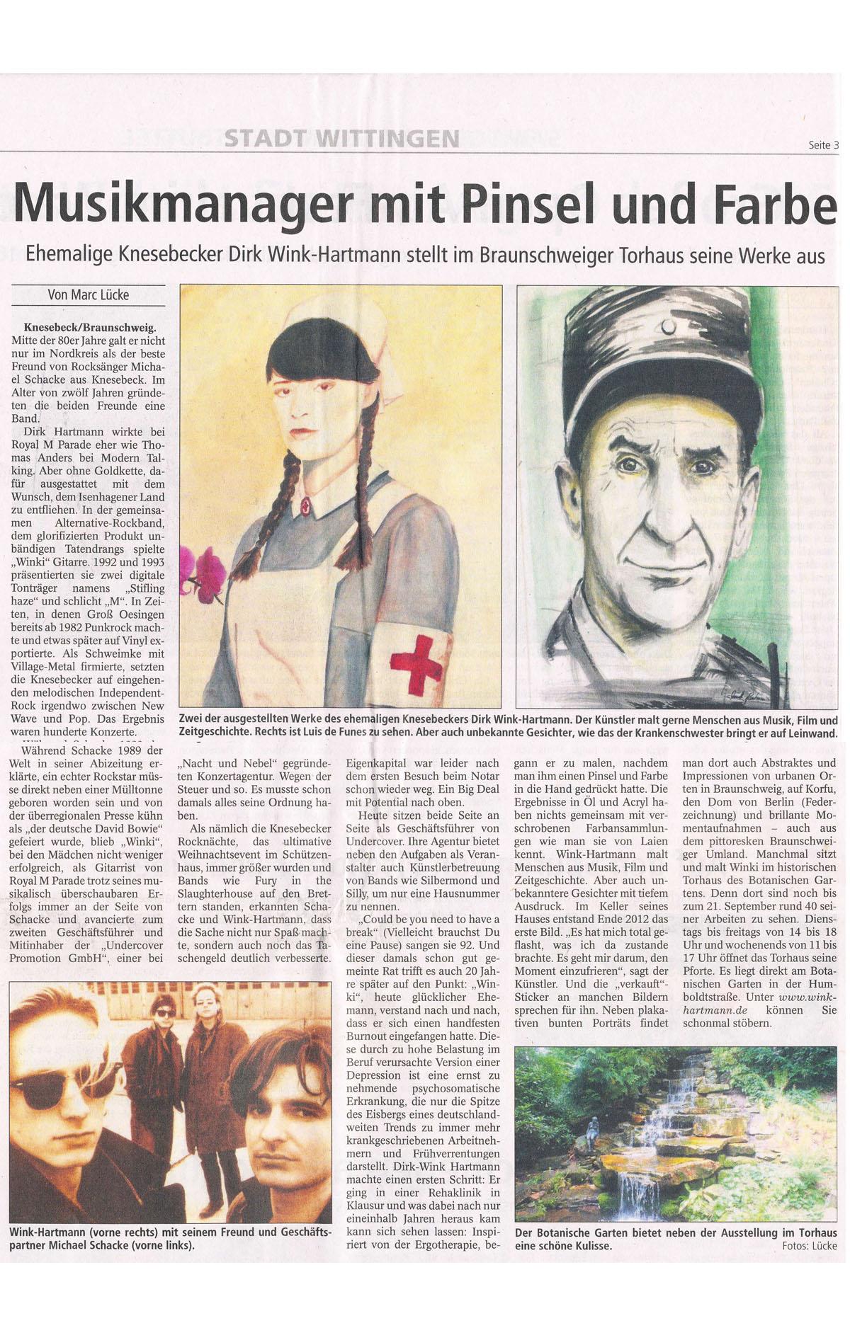 Isehhagener Kreisblatt Seite 3 04.09.2014