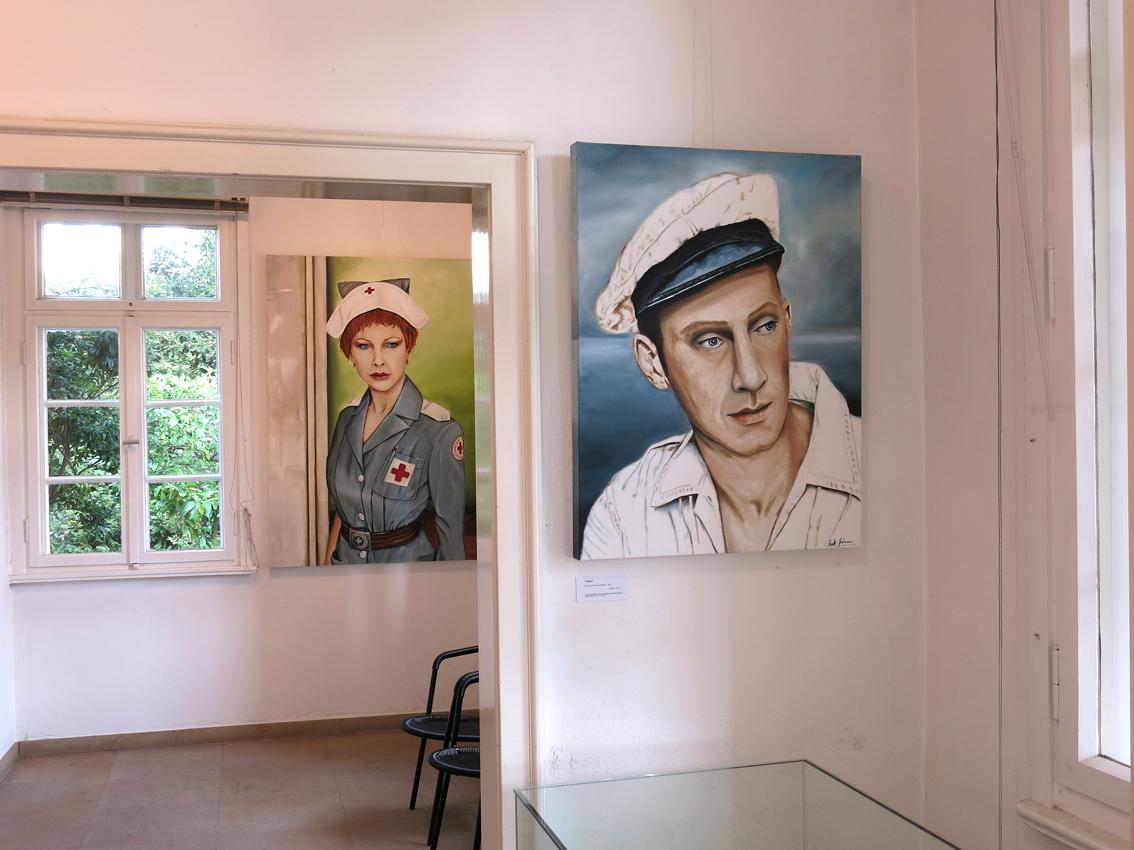 Sailor in Ausstellung
