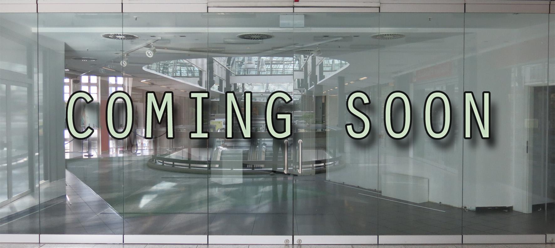 Coming Soon - Dirk Wink-Hartmann