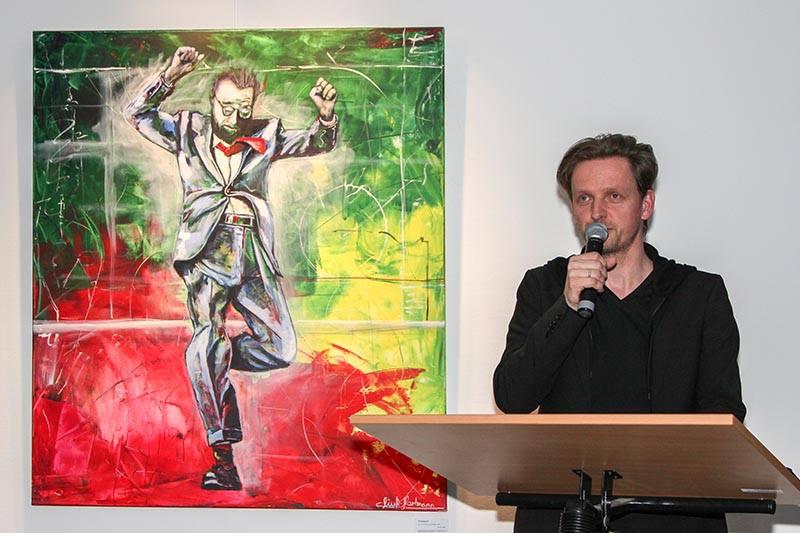 Vernissage Dirk Wink-Hartmann 6
