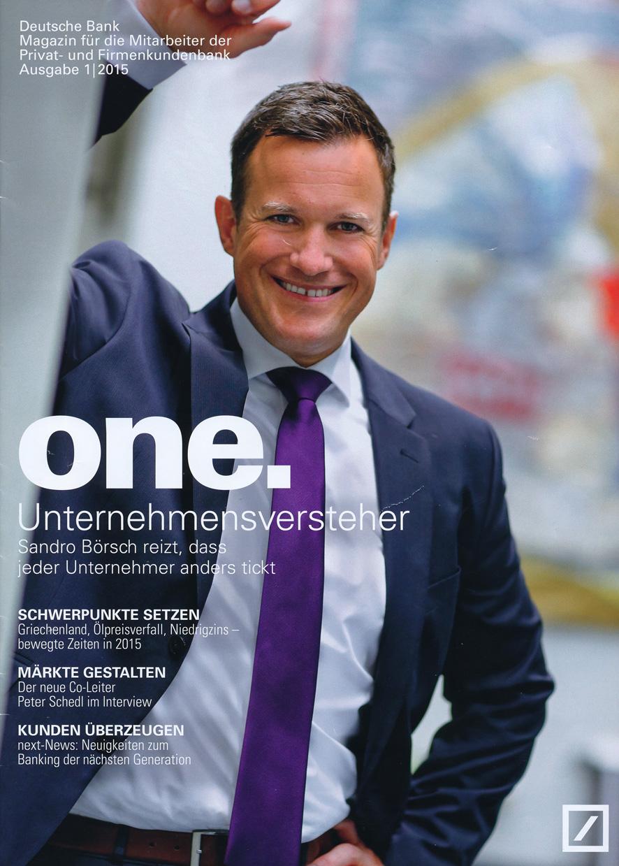 one. Magazin DB1k - Dirk Wink-Hartmann