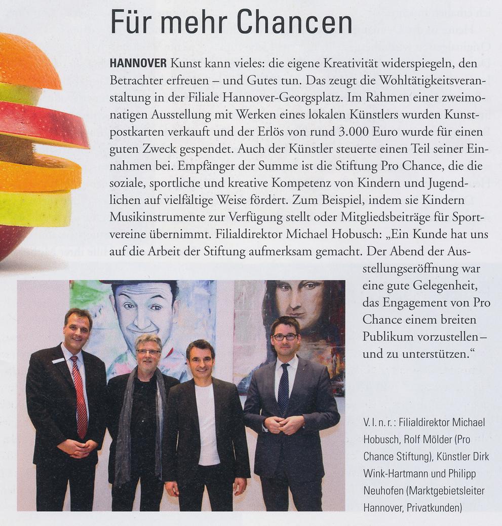 one. Magazin DB3k Dirk Wink-Hartmann