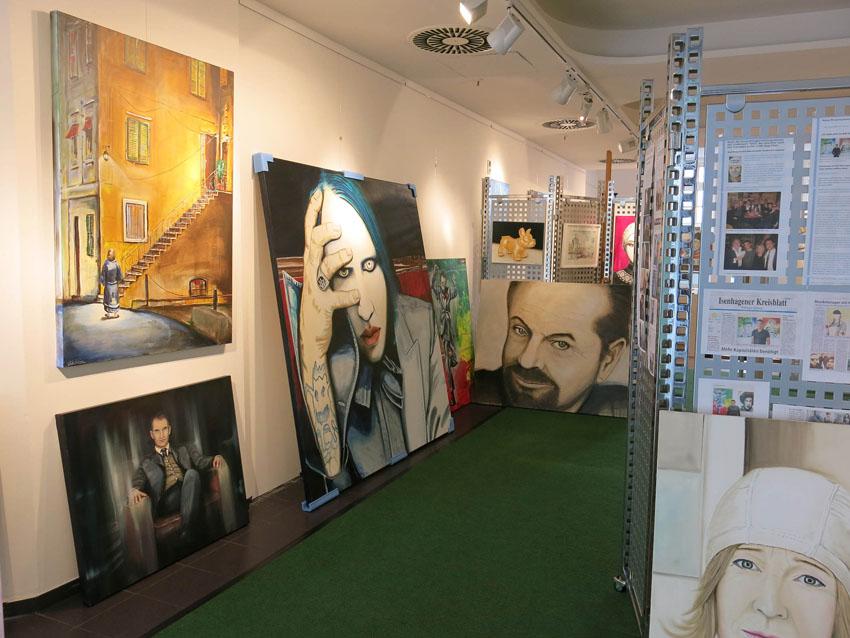 Atelier Galerie - Dirk Wink-Hartmann 1
