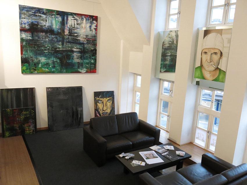Atelier Galerie - Dirk Wink-Hartmann 2