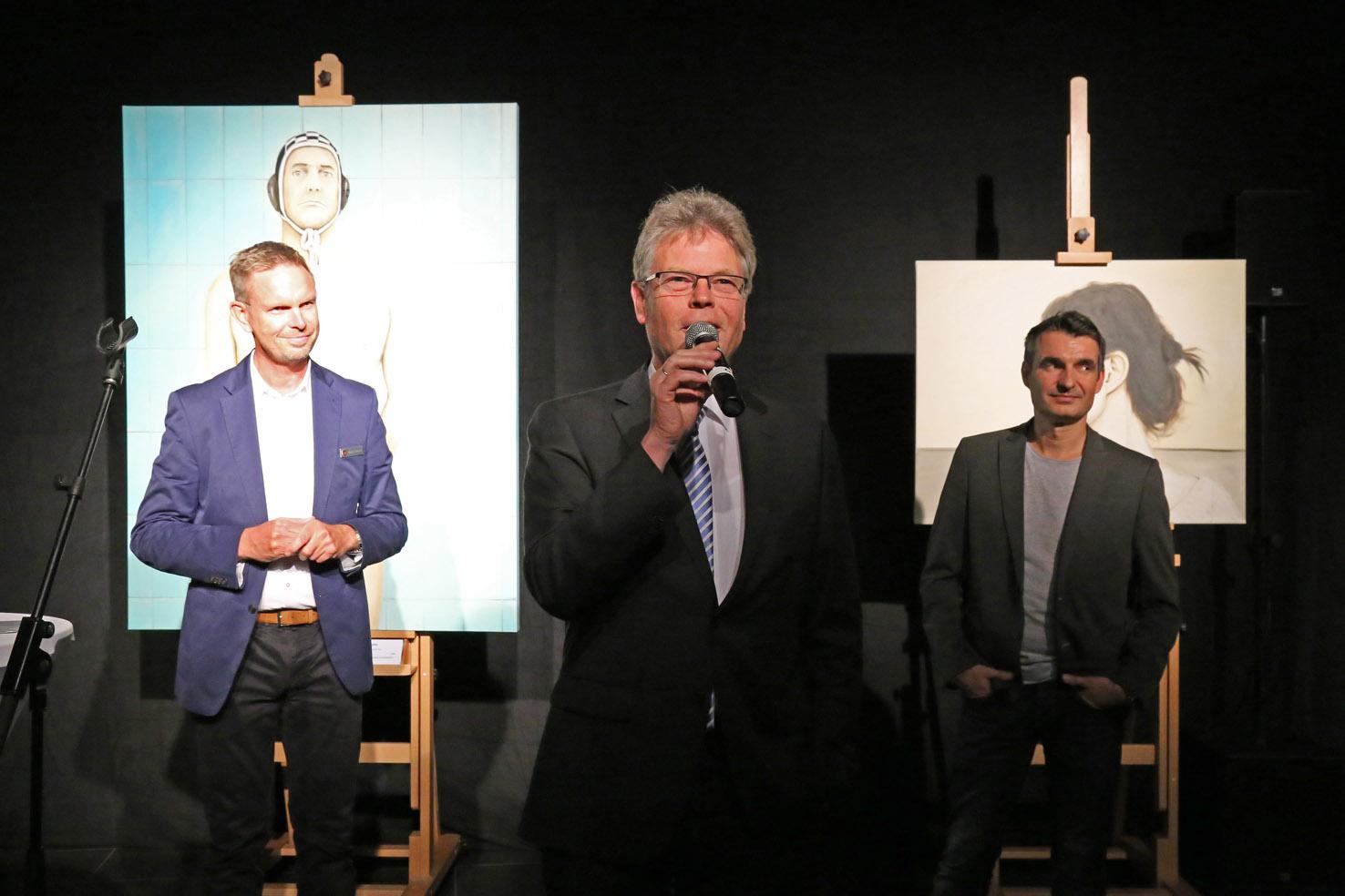 11 - Vernissage Porsche - Dirk Wink-Hartmann
