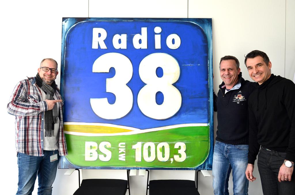 Radio38 & Dirk Wink-Hartmann